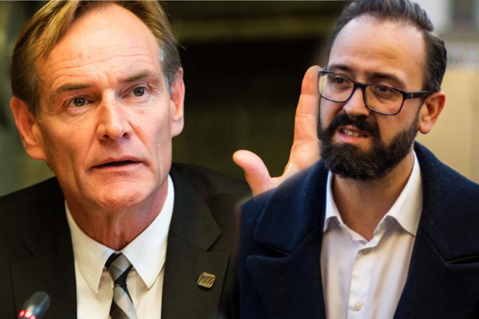 Duell der Generationen: Gemkow sagt Leipzigs OB Jung den Kampf an