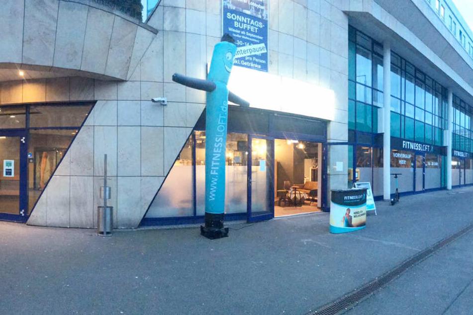 Auf der Grunaer Straße 14 befindet sich das neue Studio.