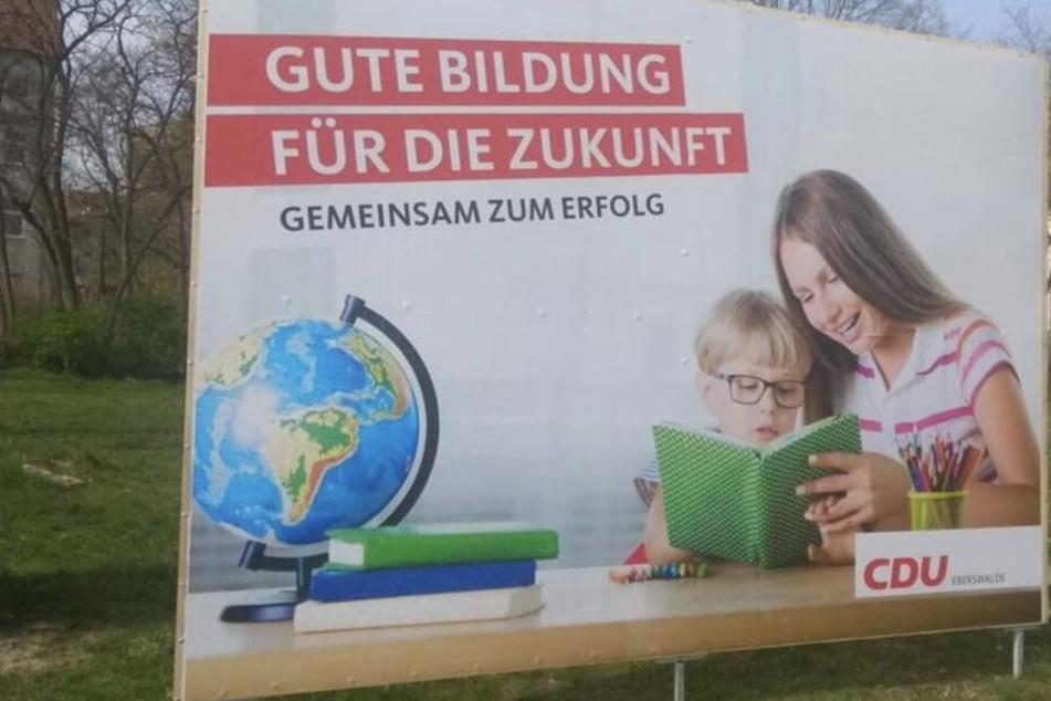 """Der """"CDU-Globus"""" sollte nicht für den schulischen Gebrauch benutzt werden."""