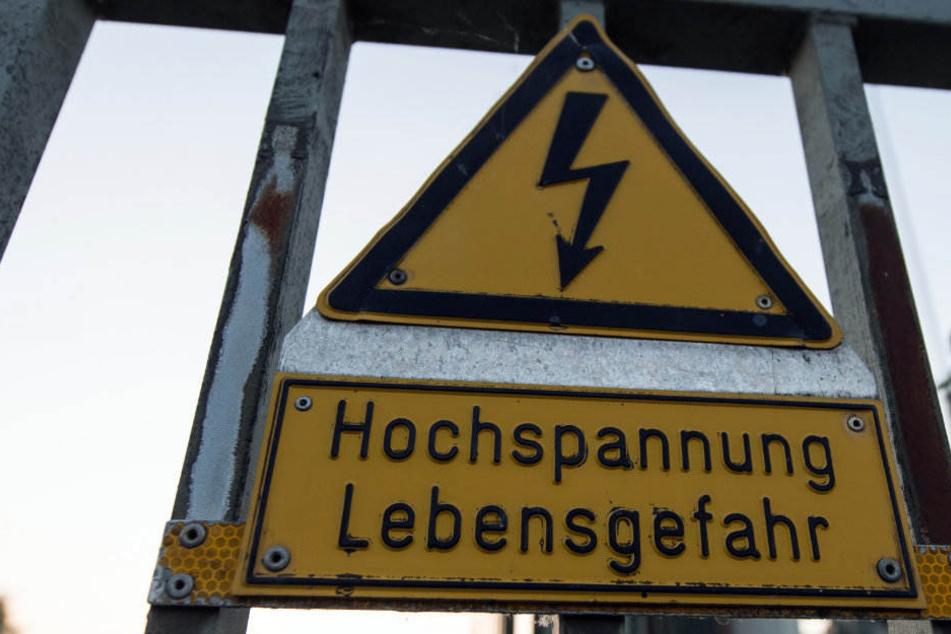Plötzlich war's duster: Stromausfall legt halb Erfurt lahm
