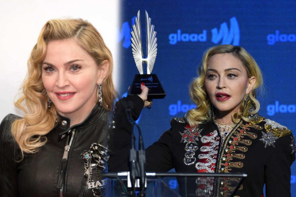 Die Queen of Pop, Madonna, ist mit 61 Jahren immer noch jung geblieben.