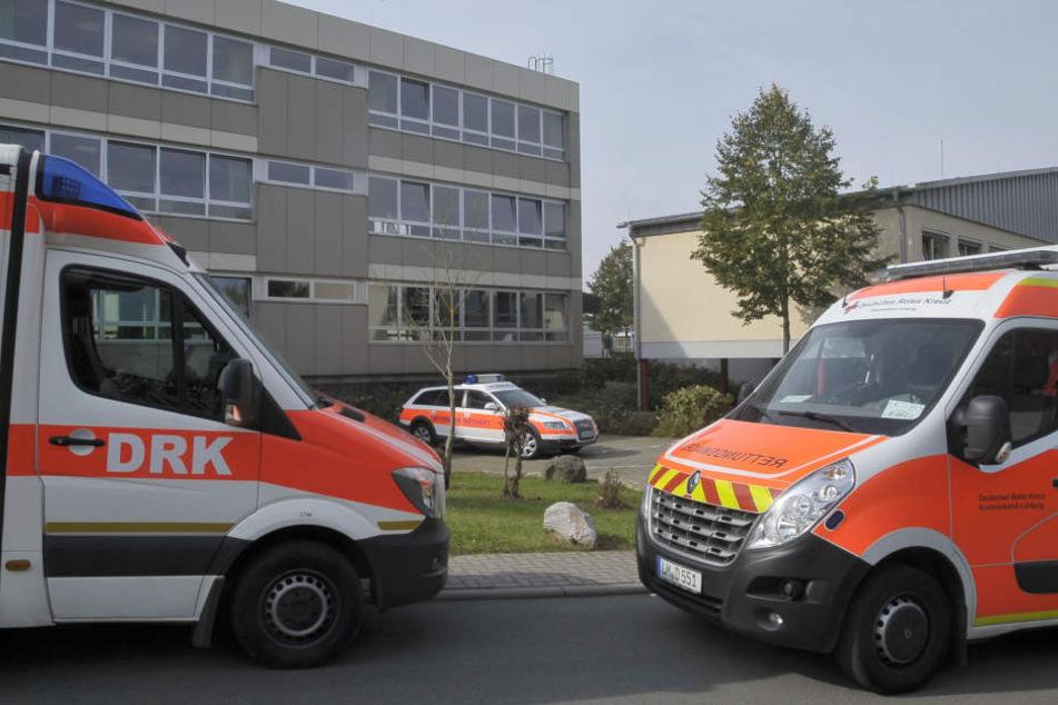 Die Reizgas-Meldungen nehmen kein Ende: Auch in Runkel wurde das Gas versprüht.