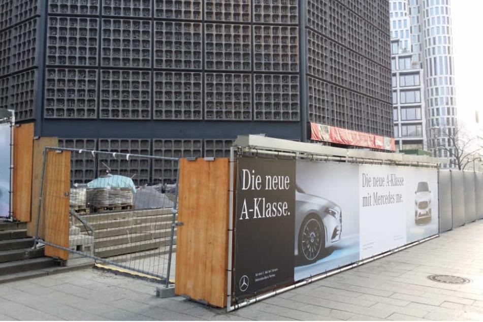 Muss das sein? Mercedes wirbt an Gedenkstätte der Amri-Opfer für neue A-Klasse