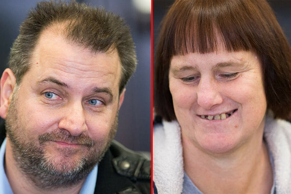 Wilfried W. und Angelika W. sind wegen Mordes durch Unterlassen vor Gericht angeklagt.