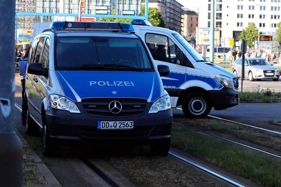Bisher wurde unter anderem mit regelmäßigen Razzien für Sicherheit in der Innenstadt gesorgt. (Archivbild)