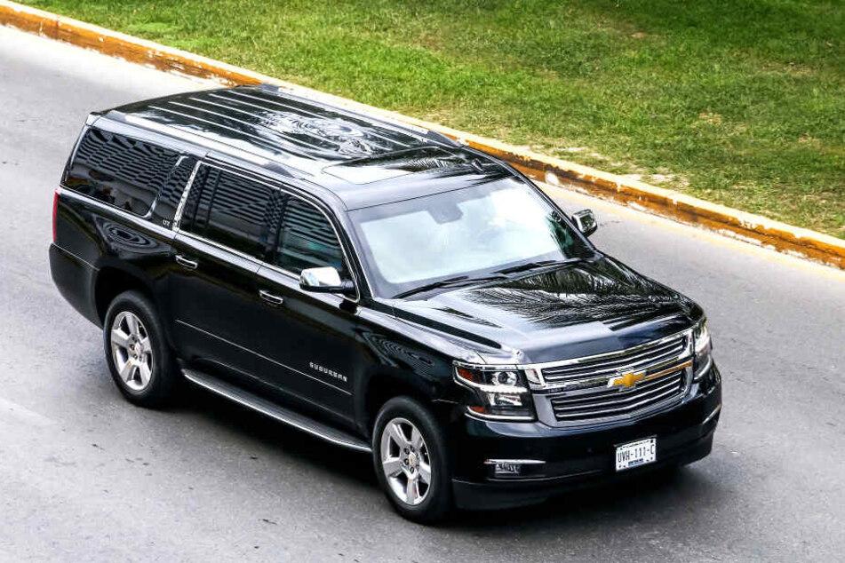 Der Chevrolet Suburban ist auch betroffen von der Rückrufaktion.