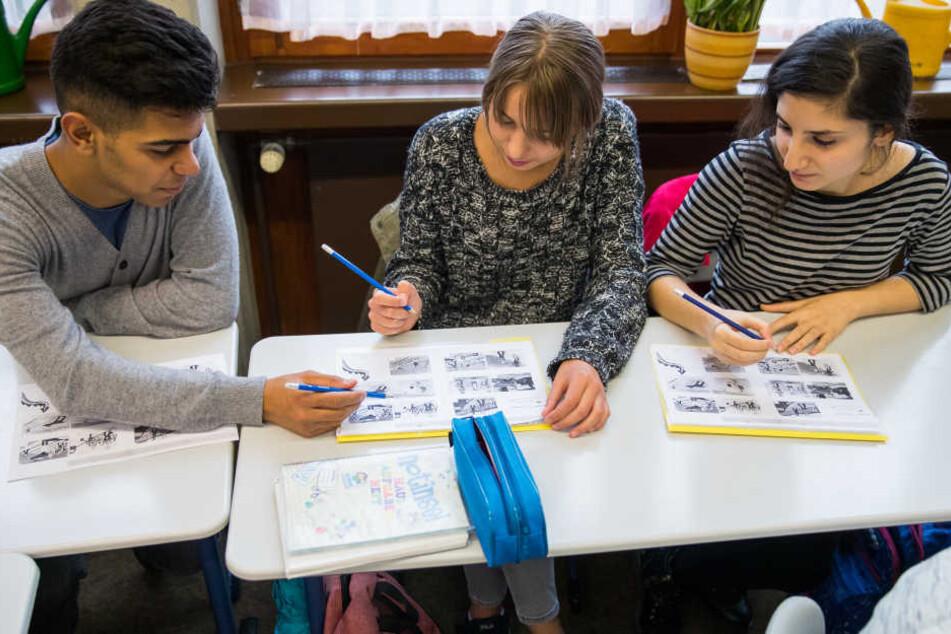 So sollen junge Flüchtlinge den Verkehr lernen
