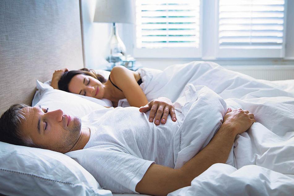 Wer ausgeruht ist, kommt mit den Wetterwechseln besser zurecht. Glücklich, wer in den tropischen Nächten dieses Sommers überhaupt Schlaf finden konnte.