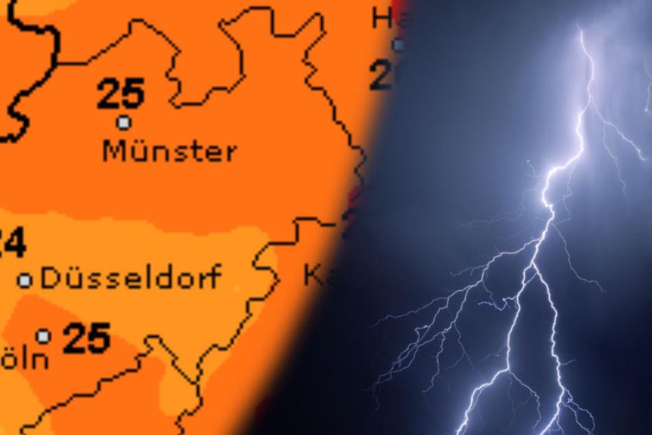 Kühlt es wieder ein wenig ab in Ostwestfalen-Lippe?
