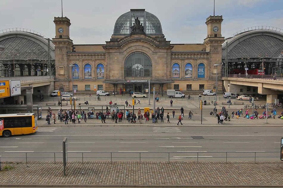 Am Hauptbahnhof erhielt der Kriminelle Hausverbot und einen Platzverweis.