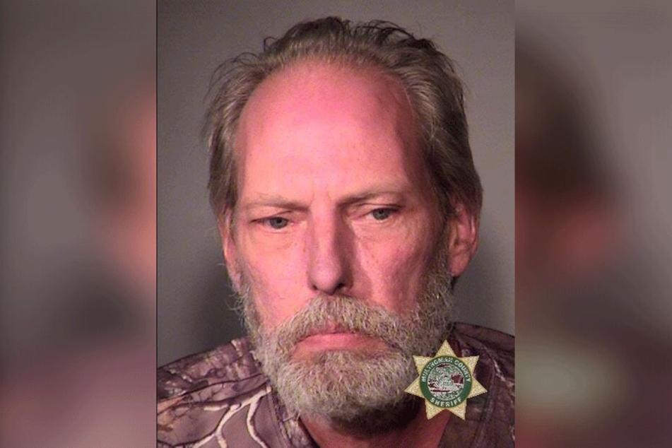 Richard E. Knapp konnte fast 25 Jahre nach seiner Tat festgenommen werden.