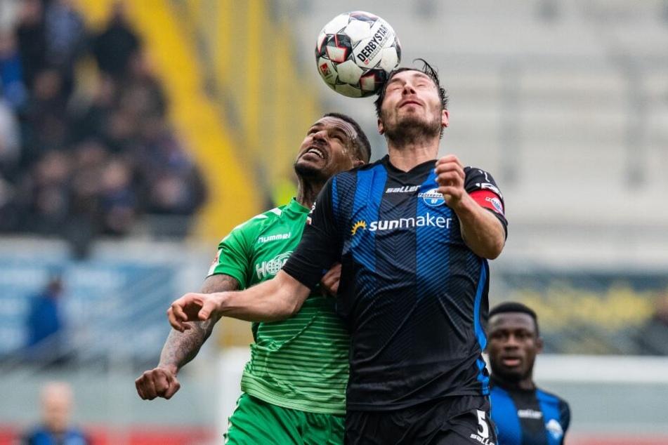 SCP-Kapitän Christian Strohdiek möchte auch gegen den 1. Fc Köln drei Punkte einfahren.
