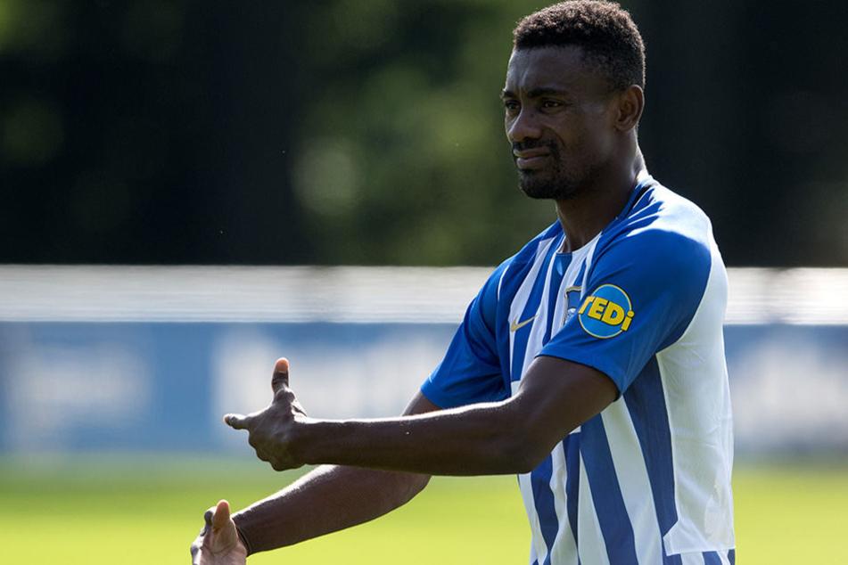 Kalou ist der Ansicht, das Hertha so erfolgreich sein kann wie PSG oder andere europäische Top-Teams.