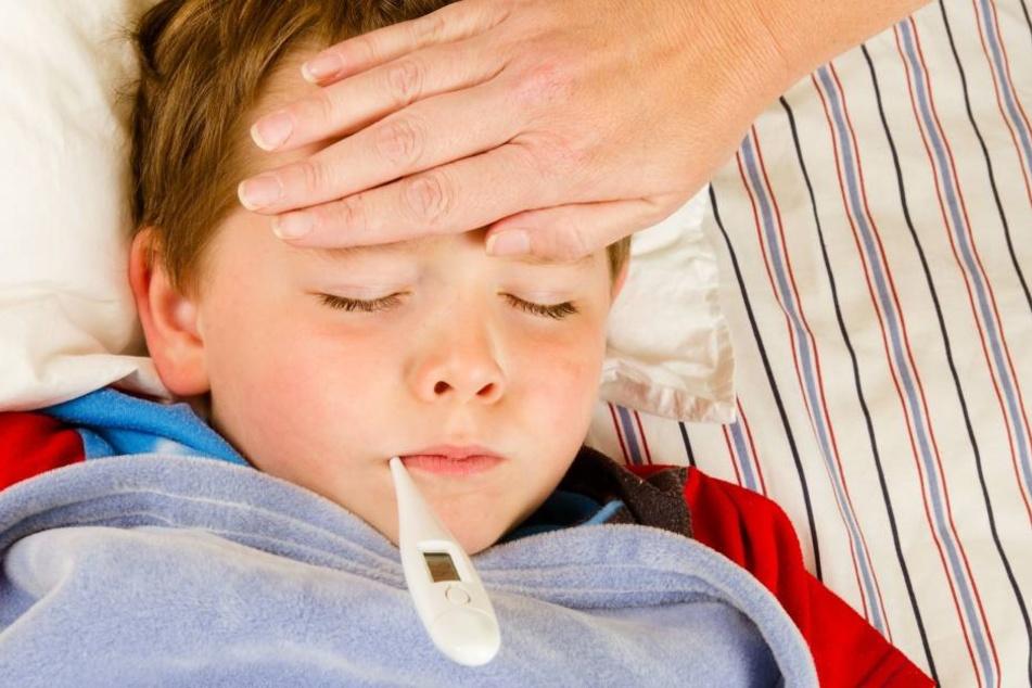 Raucher-Kinder leiden häufiger unter Bronchitis oder Asthma.
