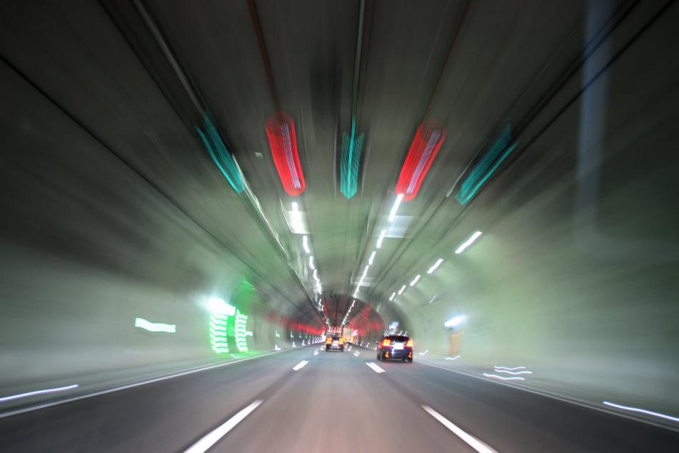 Am Jagdbergtunnel bei Jena gibt es neue Radarfallen.