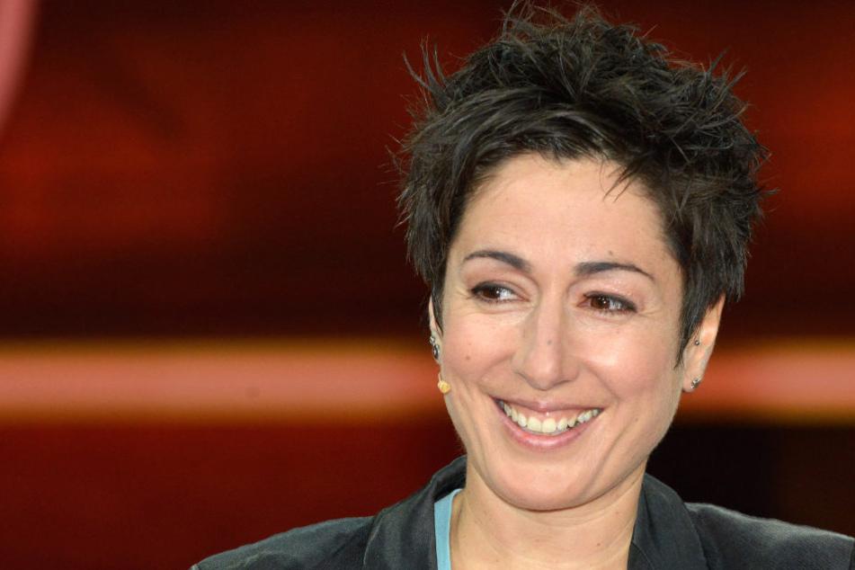 """Das ZDF zeigt sich einfallsreich: Dunja Hayalis (42) Talkmagazin heißt künftig schlicht """"Dunja Hayali""""..."""