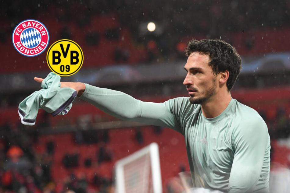 Fix! Mats Hummels kehrt zu Borussia Dortmund zurück