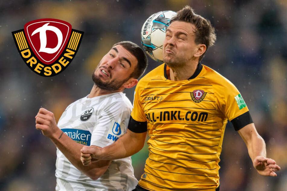 Dynamo Dresden muss in Nürnberg auf Chris Löwe verzichten