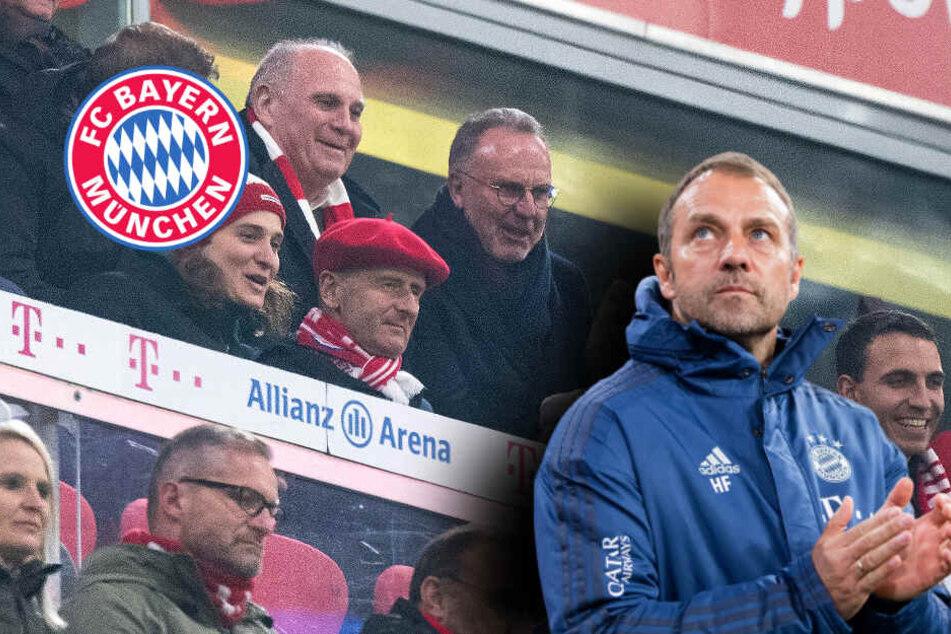 """""""Traumhaft"""": Darf Bayern-Coach Flick nach Sieg über den BVB länger bleiben?"""