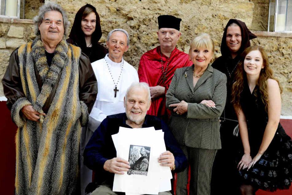 Vom Buchdruck zum Musical: Johannes Gutenberg auf der Bühne