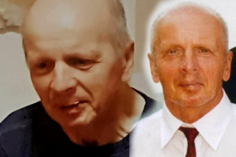 Er leidet unter Parkinson: Wer hat Lothar (71) gesehen?