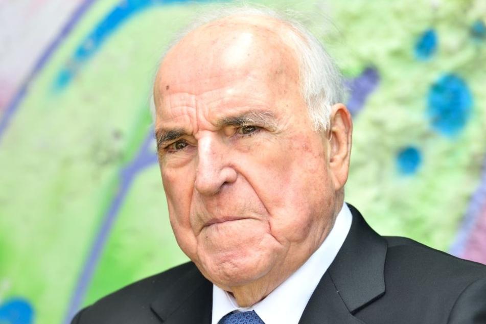 Der ehemalige Bundeskanzler Helmut Kohl ist am 16.06.2017 gestorben.