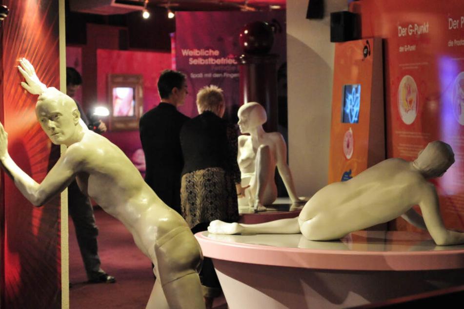 Berlin: Beate-Uhse-Museum versteigert Elfenbein-Dildos und Keuschheits-Gürtel