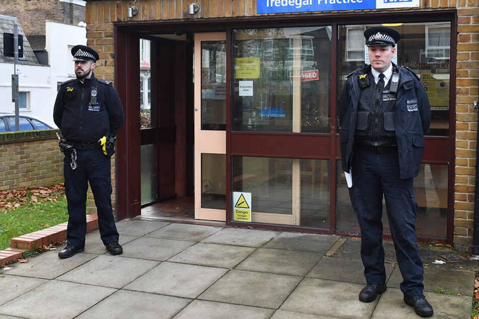 Drei Verletzte bei Angriff mit Stichwaffe in London