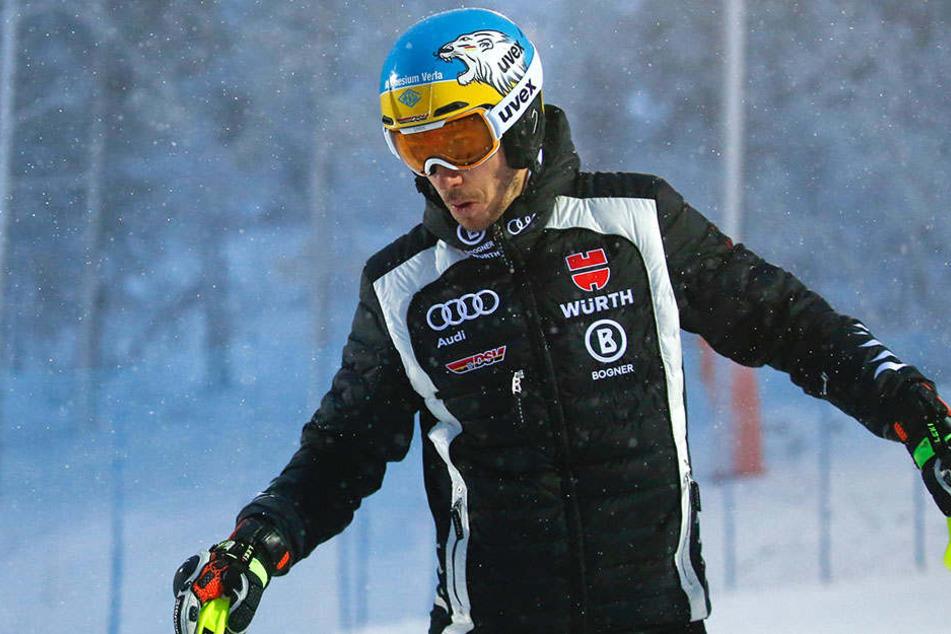 Bei einem Training zog sich Felix Neureuther einen Kreuzbandriss zu.