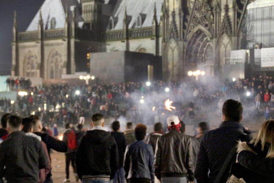 Nach Sex-Attacken in der Kölner Silvesternacht 2015/16: Trend zur Selbstbewaffnung hält weiter an
