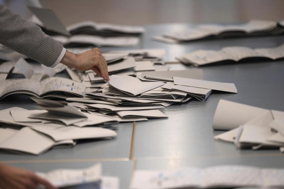 Bei rund 400 Stimmzetteln waren die Erststimmen ungültig.