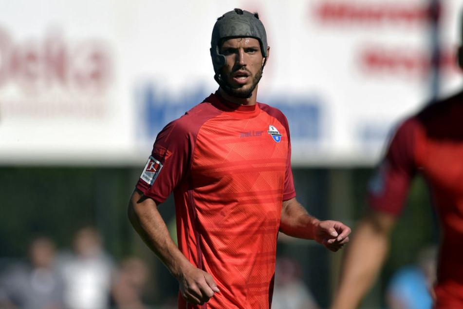 Klaus Gjasula kam vom Halleschen FC nach Paderborn.