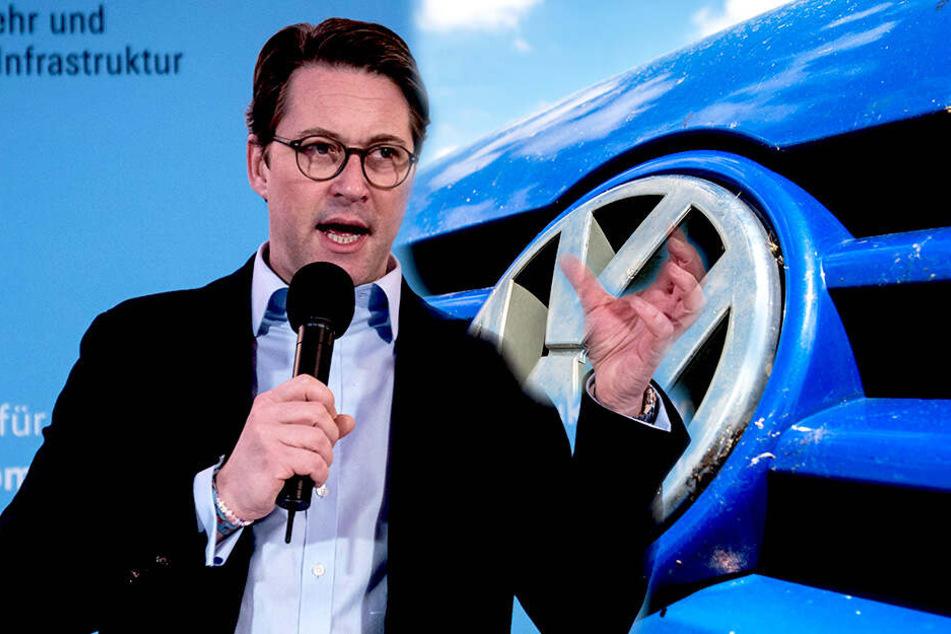 VW will Dieselprämie in ganz Deutschland zahlen