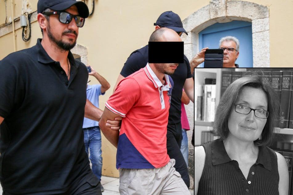 Dresden: Dresdner Forscherin ermordet: Lebenslang für Kreta-Killer