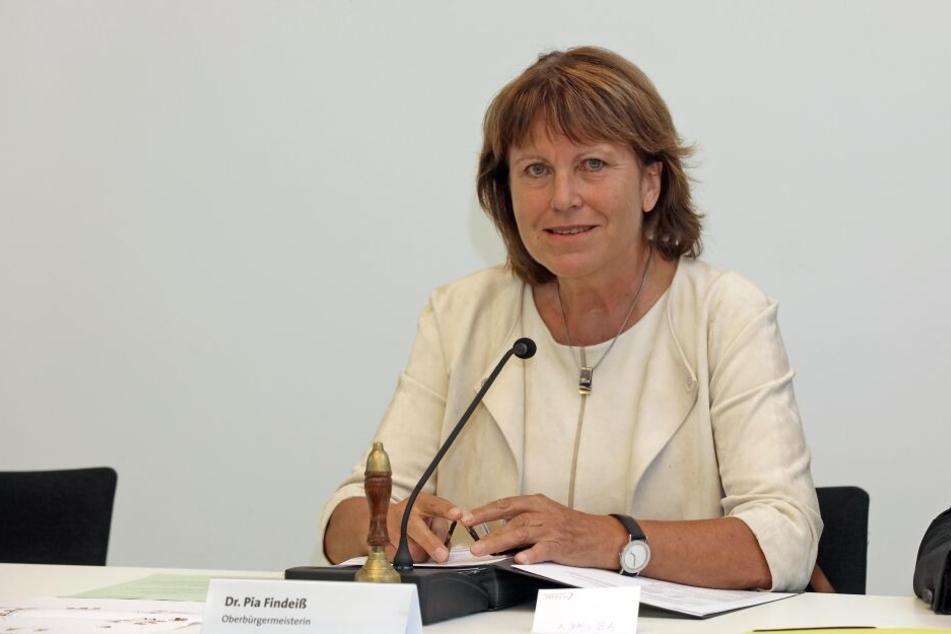 Pia Findeiß legt Amt als Zwickauer Oberbürgermeisterin nieder