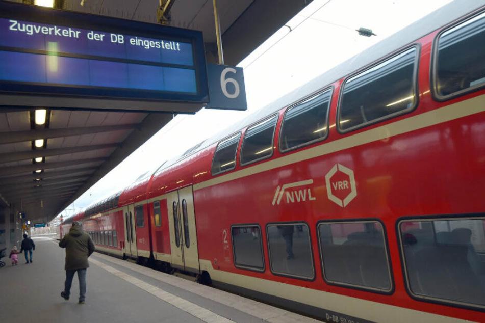 Streckensperrung im Ruhrgebiet: Umfangreiche Baumaßnahmen in den Sommerferien