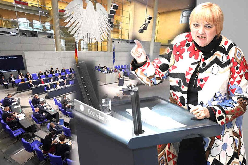 """""""Bundestag ist kein Bierzelt"""": Claudia Roth von Sexismus genervt"""