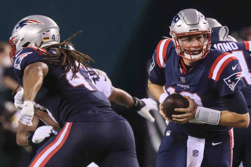 NFL: The Pats stay perfect and close out the preseason with a big road win over the Giants