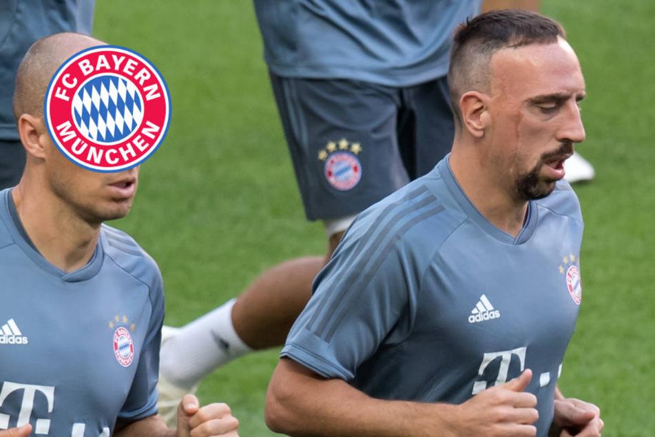 Nach Beleidigungen: Ribéry bekommt fette Geldstrafe