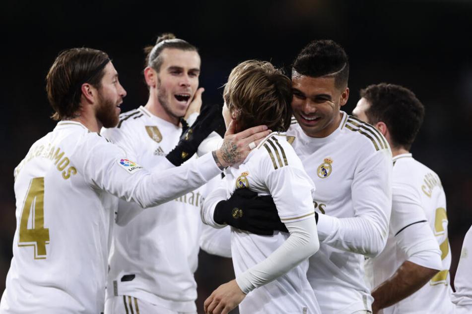 Sergio Ramos, Gareth Bale, Luka Modric: Erwischen die Sachsen den Champions-League-Rekordsieger Real Madrid?