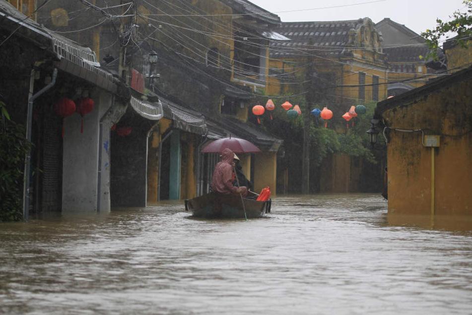 """Insgesamt 49 Menschen starben bei dem Tropensturm """"Damrey""""."""