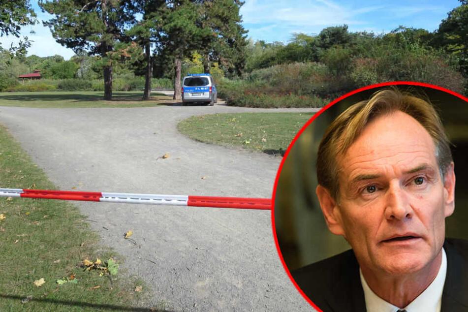 Vergewaltigung im Rosental: Polizeiwarnung macht OB Jung wütend
