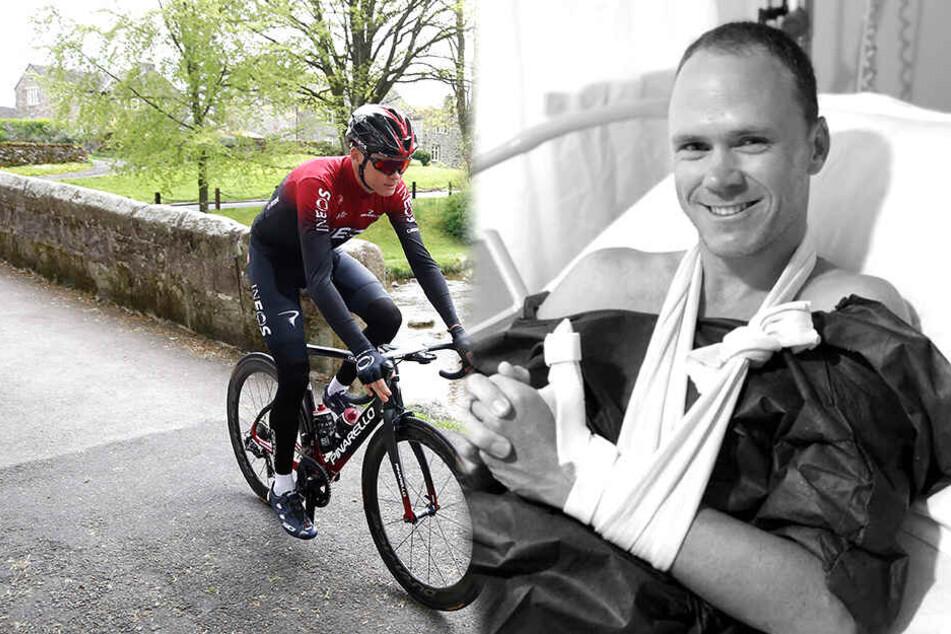 Mit Küchenmesser verletzt: OP bei Tour-de-France-Star notwendig!