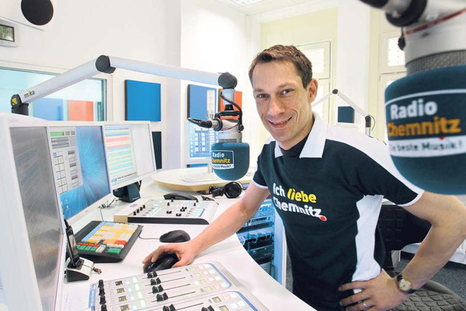 Radiomoderator Karsten Kollisko (43) ist nach der Arbeit Katzenzüchter.