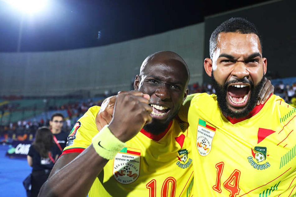 Wunder des Benin: Auf Poté und Soukou wartet nun Mané!