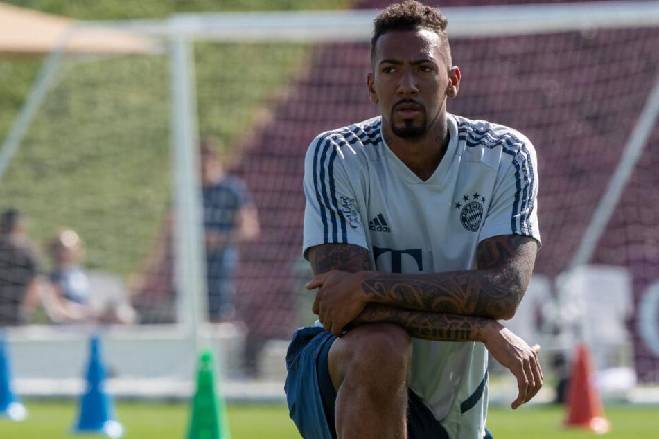 Jérôme Boateng könnte gegen Hertha BSC beim Start in die Rückrunde spielen.