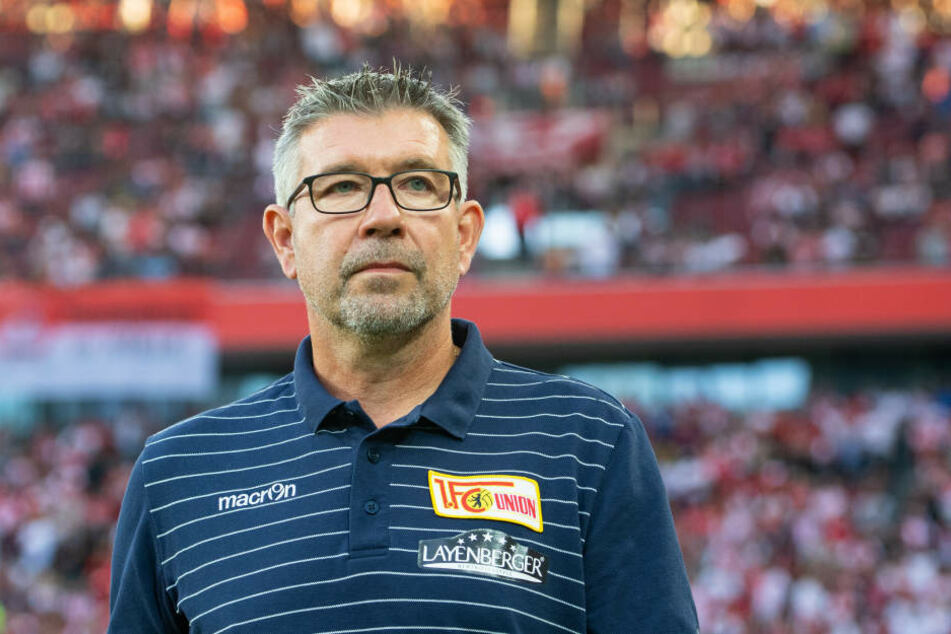 Union-Trainer Urs Fischer (52) warnt vor der Auswärtsstärke der Dresdner.