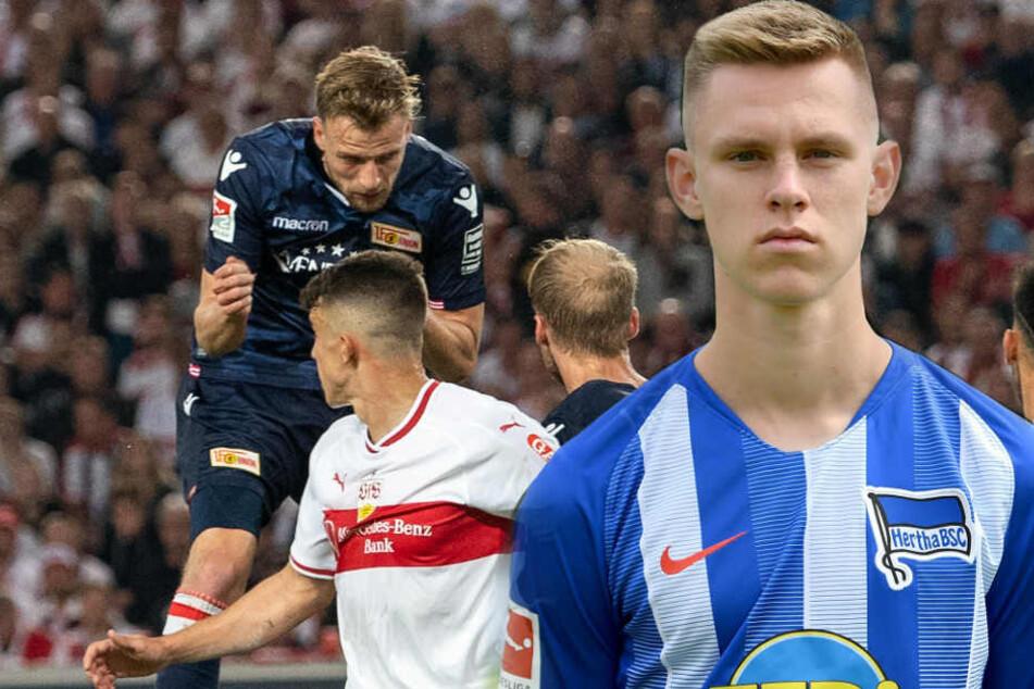Marvin Friedrich trifft beim VfB Stuttgart zum 2:2. Union gab die Verpflichtung von Julius Kade bekannt.