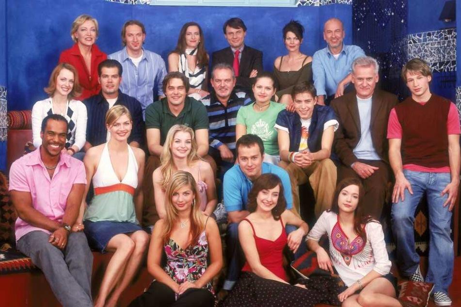 Nur vier von ihnen sind heute noch dabei: Jetzt kehren alle früheren GZSZ-Stars zurück ins Fernsehen.