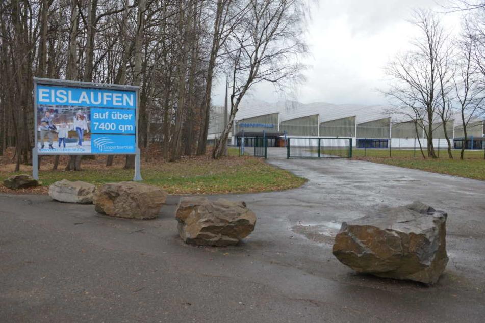 Am Wochenende wird im Eissportzentrum groß gefeiert.